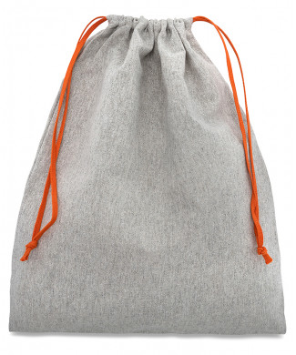 100% Melange Regenerated Cotton Bag