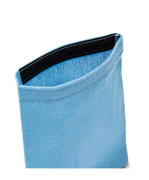 Envelope in Fleece Cloth for LED Articles and Lighting
