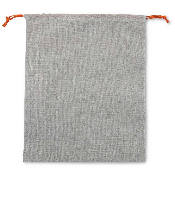 Sacchetto in Cotone 100% Melange rigenerato