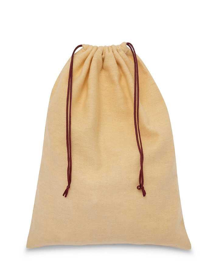 Sacchetto in Panno per Scarpe Uomo Donna Felpatino Morbido 170 gr/mtq