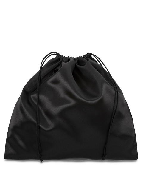 Bag for bags and small leather goods Satin Satin 130 gr / mtq 2 laces