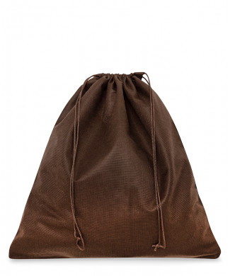 Brown TNT Soft Polyester Bag for Leather and Fabric 120gr/mtq
