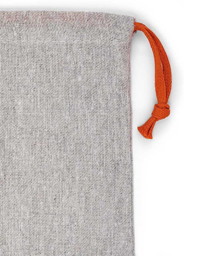 Lacci in Cotone Cerato da 5mm per Sacchetti in Tessuto Cotone